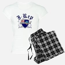 I Rep Montserrat Pajamas
