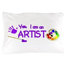 Unique Artist work.us Pillow Case