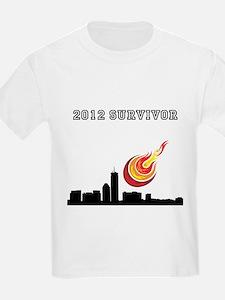 2012 SURVIVOR. T-Shirt