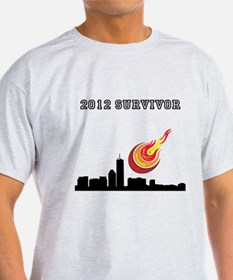 2012 SURVIVOR. T-Shirt