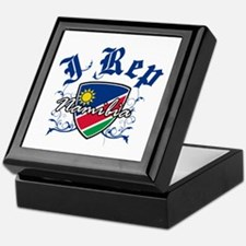 I Rep Namibia Keepsake Box