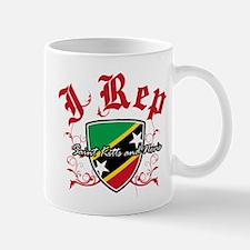 I Rep St Kitts Mug