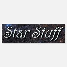 Star Stuff Nebula Bumper Bumper Sticker