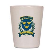 Swedish Shot Glass