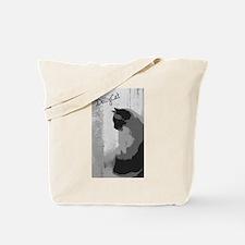 DollyCat Atmosphere Art - Ragdoll Cat - Tote Bag