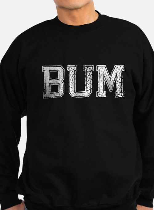 BUM, Vintage, Sweatshirt (dark)