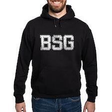 BSG, Vintage, Hoodie