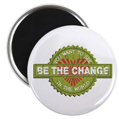 Be the Change 2.25