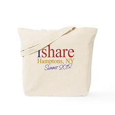 Hamptons Summer Share Tote Bag