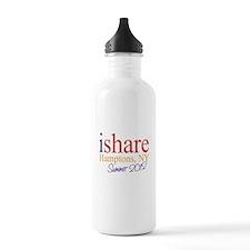 Hamptons Summer Share Water Bottle