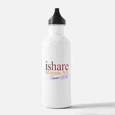 Montauk Summer Share Water Bottle