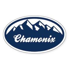 Chamonix Decal