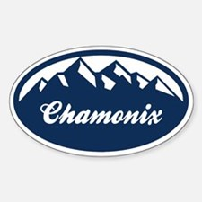 Chamonix Decal