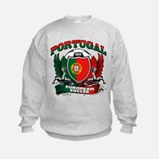 Portugal European Futebol 2012 Sweatshirt