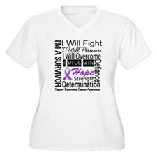 Pancreatic Cancer Persevere T-Shirt