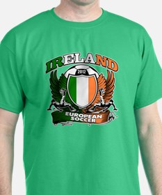 Republic of Ireland Football 2012 T-Shirt