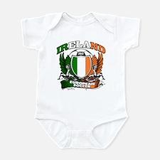 Republic of Ireland Football 2012 Infant Bodysuit