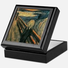 Edvard Munch The Scream Keepsake Box