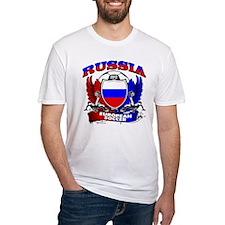 Russia European Soccer 2012 Shirt