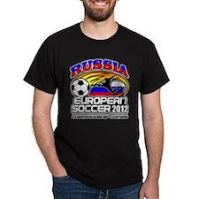 Russia Russian Football T-Shirt