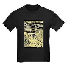 Edvard Munch The Scream T