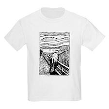 Edvard Munch The Scream T-Shirt