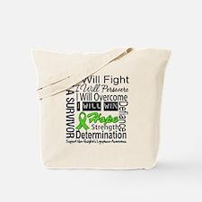 NonHodgkins Lymphoma Tote Bag