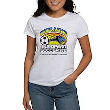Ukraine Football Tee