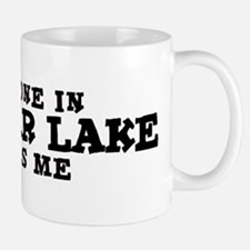 Big Bear Lake: Loves Me Mug