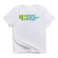 Happy birthday 43 Infant T-Shirt