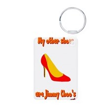 Other Shoes Jimmy Choos 6000.png Keychains