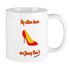 Other Shoes Jimmy Choos 6000.png Mug