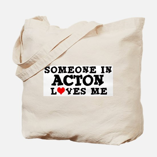 Acton: Loves Me Tote Bag