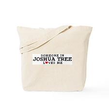 Joshua Tree: Loves Me Tote Bag