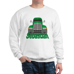 Trucker Sebastian Sweatshirt