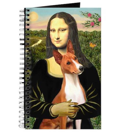 Mona Lisa - Basenji #1 Journal