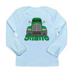 Trucker Shane Long Sleeve Infant T-Shirt