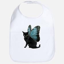Butterfly Cat Bib