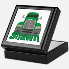 Trucker Shawn Keepsake Box