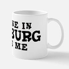 Kingsburg: Loves Me Small Small Mug