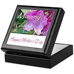 Happy Mothers Day: Mommy I am Grateful Keepsake Bo