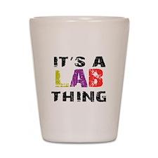 Lab THING Shot Glass