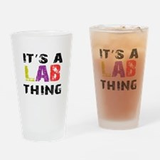 Lab THING Drinking Glass