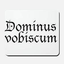 dominus_vobiscum.png Mousepad