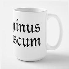 dominus_vobiscum.png Large Mug