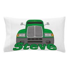 Trucker Steve Pillow Case