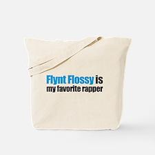 flynt_flossy_color.png Tote Bag