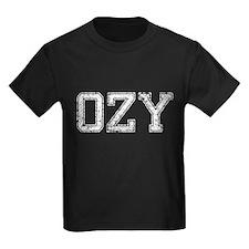 OZY, Vintage, T
