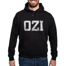 OZI, Vintage, Hoodie