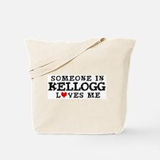 Kellogg: Loves Me Tote Bag